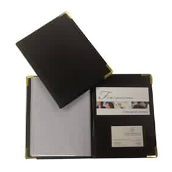 Ceremony Delivery Folders – Black – A5