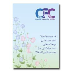 Collection Of Poetry And Readings For Funerals – Babies And Children