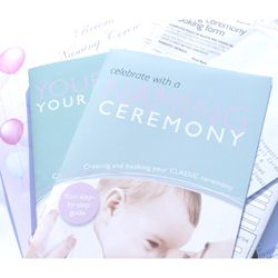 Naming Ceremony Pack & Certificate