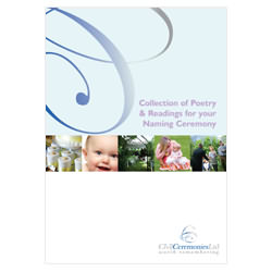 Collection Of Poetry And Readings For Naming Ceremonies
